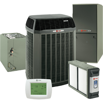 Heating and Air Conditioning | Trane Commercial HVAC