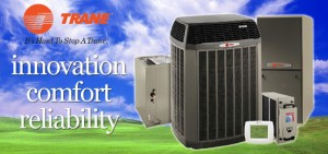 Its hard to stop a trane