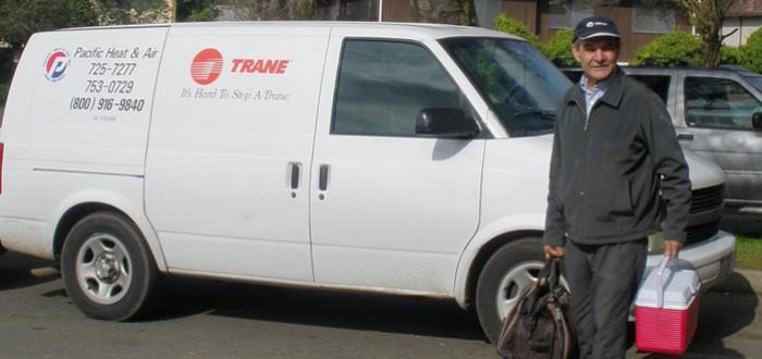 HVAC Repair Contractors Sacramento, CA   Pacific Heat & Air